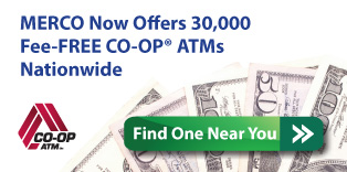 MERCO Now Offers 30,000 Fee-Free CO-OP ATMs Nationwide